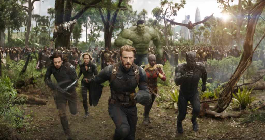 Cac chi tiet dat gia trong trailer moi cua 'Avengers: Infinity War' hinh anh 12
