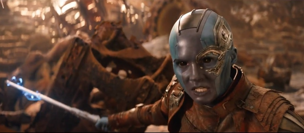 Cac chi tiet dat gia trong trailer moi cua 'Avengers: Infinity War' hinh anh 10
