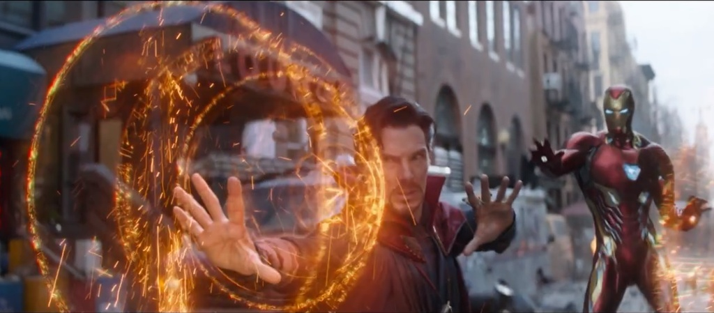 Cac chi tiet dat gia trong trailer moi cua 'Avengers: Infinity War' hinh anh 11