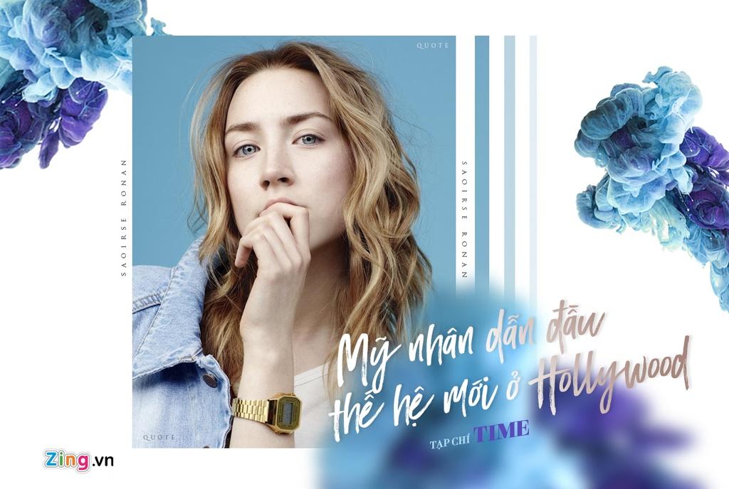 Saoirse Ronan: My nhan the he moi tai sac ven toan cua Hollywood hinh anh 5