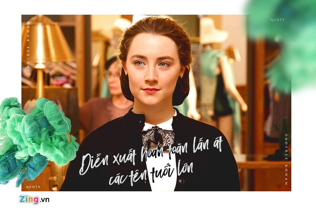 Saoirse Ronan: My nhan the he moi tai sac ven toan cua Hollywood hinh anh 2