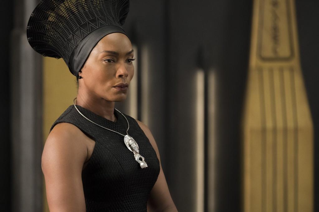 4 sao nu da mau trong Black Panther anh 2