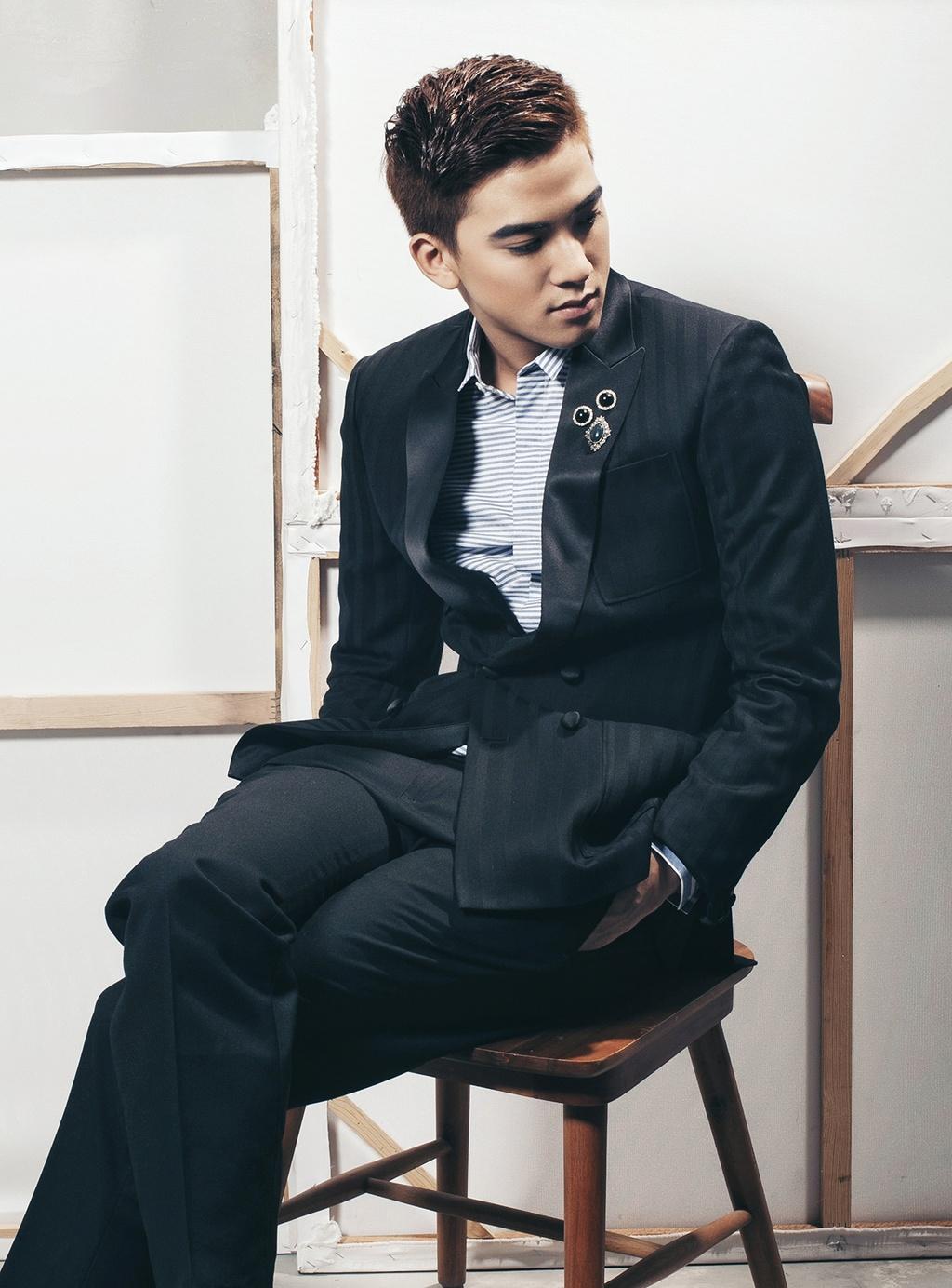 Hot boy 'Thang nam ruc ro': Chi co the noi chuyen voi Jun Vu hinh anh 5