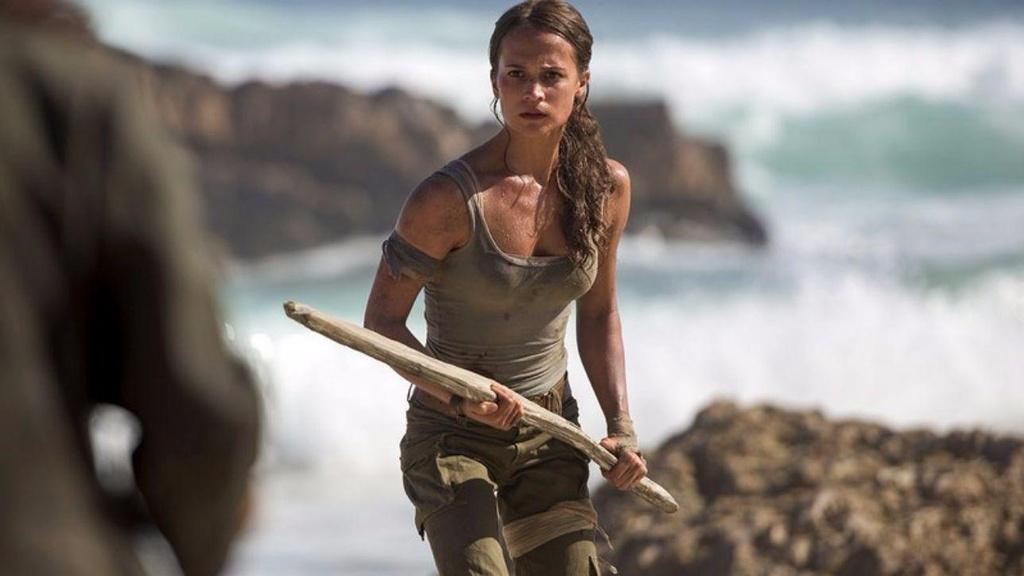 Alicia Vikander dong Lara Croft anh 7