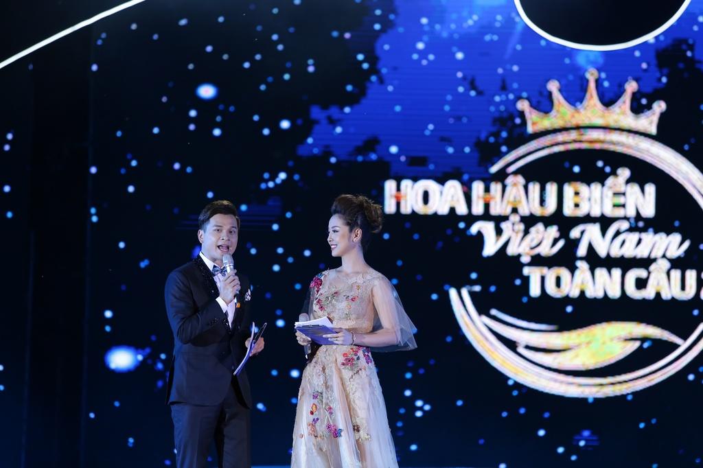 Thi sinh Hoa hau bien Viet Nam Toan cau 2018 trinh dien bikini hinh anh 1