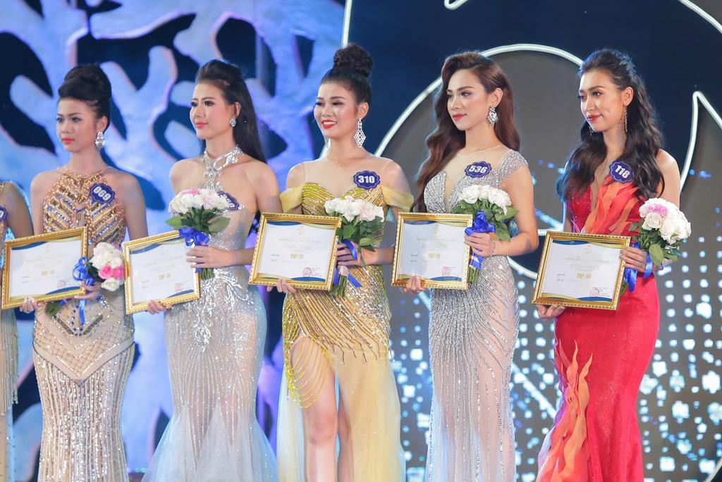 Thi sinh Hoa hau bien Viet Nam Toan cau 2018 trinh dien bikini hinh anh 16