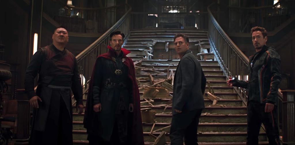 'Avengers: Infinity War' va nhung loi nhan xet co canh truoc gio G hinh anh 2