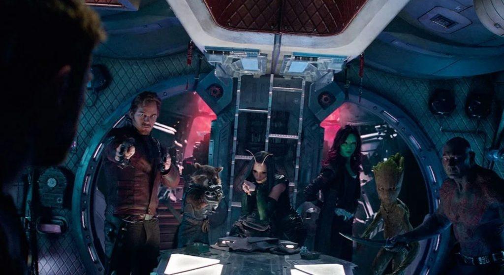 'Avengers: Infinity War' va nhung loi nhan xet co canh truoc gio G hinh anh 5