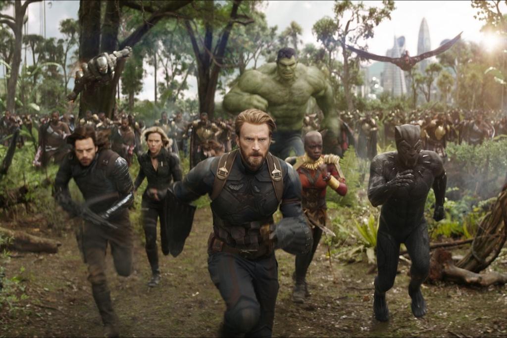 'Avengers: Infinity War' va nhung loi nhan xet co canh truoc gio G hinh anh 1