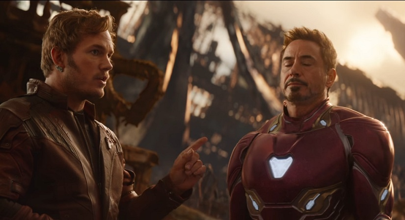 'Avengers: Infinity War' va nhung loi nhan xet co canh truoc gio G hinh anh 6