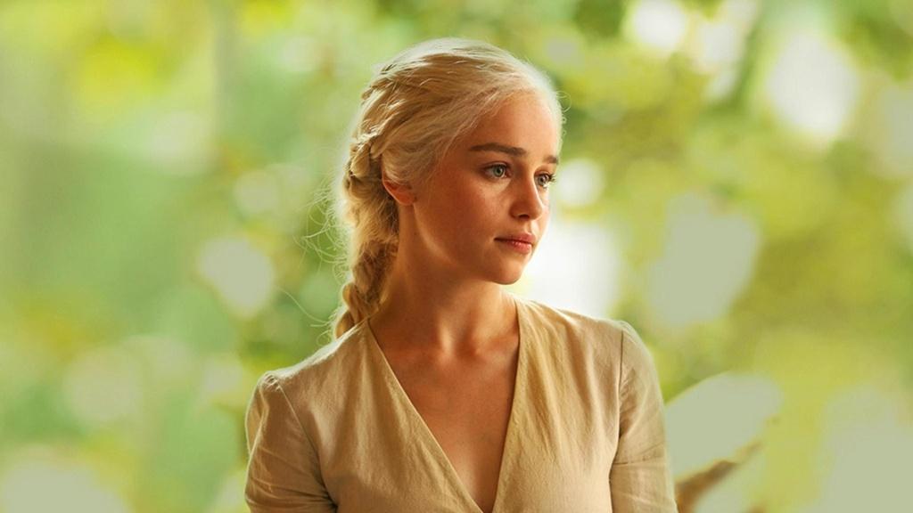 Emilia Clarke: Hanh trinh toa sang tu vai 'Me Rong' den 'Star Wars' hinh anh 8