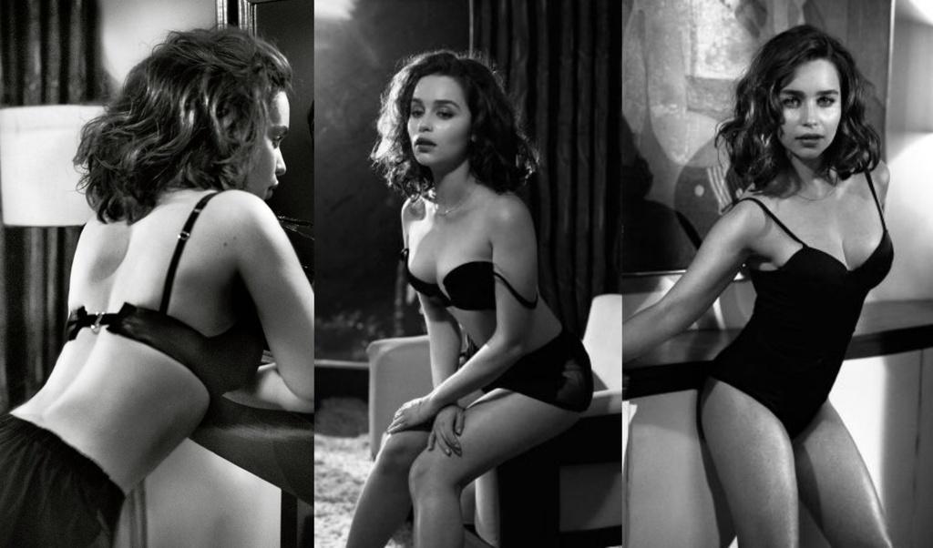 Emilia Clarke: Hanh trinh toa sang tu vai 'Me Rong' den 'Star Wars' hinh anh 11