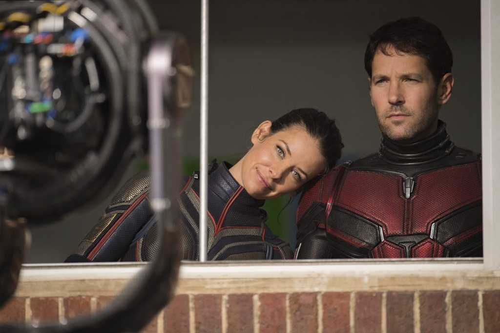 Ant man and the Wasp anh 20