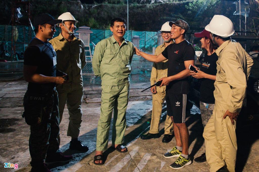 NSUT Huu Chau: 'Co dien vien Hau due mat troi khong le phep voi toi' hinh anh 3