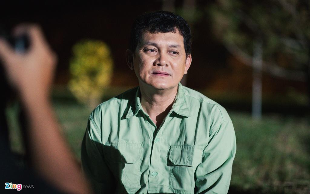 NSUT Huu Chau: 'Co dien vien Hau due mat troi khong le phep voi toi' hinh anh 1