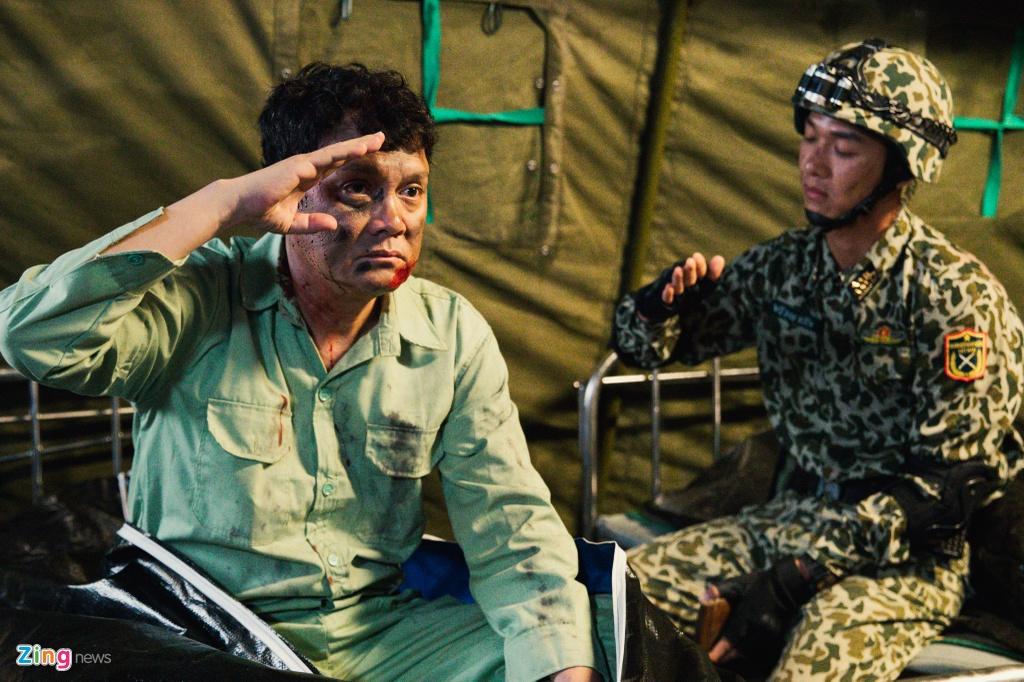 NSUT Huu Chau: 'Co dien vien Hau due mat troi khong le phep voi toi' hinh anh 4