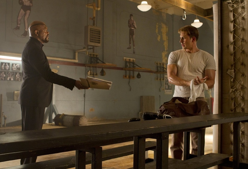 13 khoanh khac dang nho nhat cua 'Captain America' Chris Evans o MCU hinh anh 5