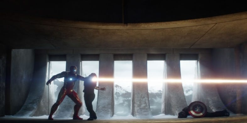 13 khoanh khac dang nho nhat cua 'Captain America' Chris Evans o MCU hinh anh 11