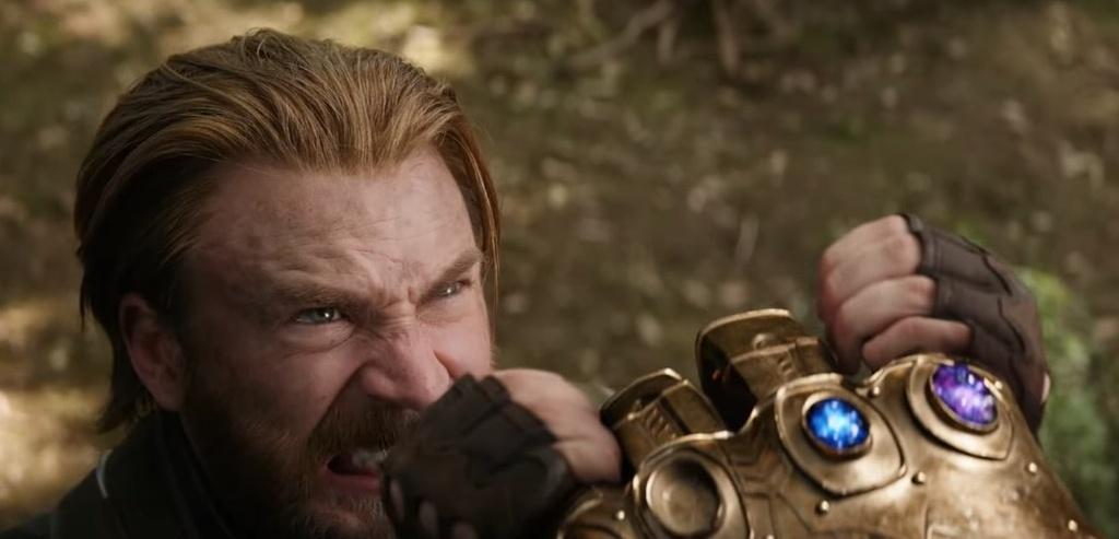 13 khoanh khac dang nho nhat cua 'Captain America' Chris Evans o MCU hinh anh 14