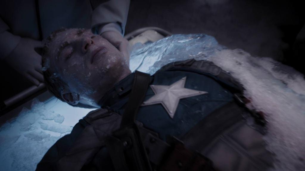 13 khoanh khac dang nho nhat cua 'Captain America' Chris Evans o MCU hinh anh 3