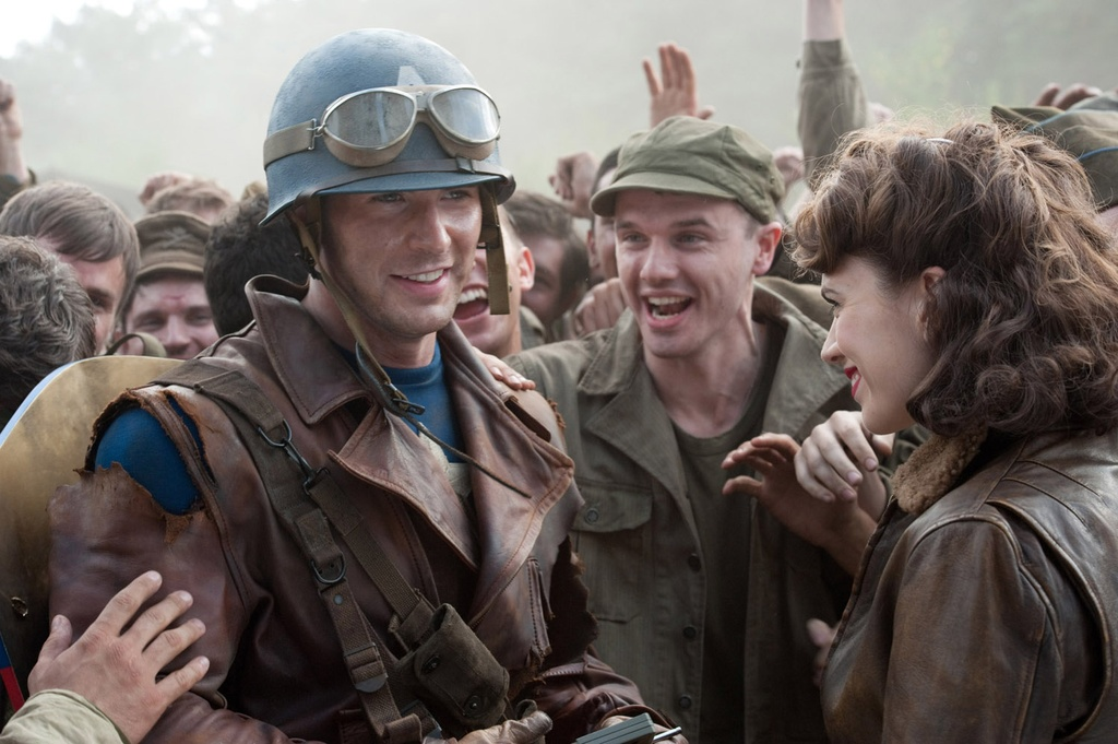 13 khoanh khac dang nho nhat cua 'Captain America' Chris Evans o MCU hinh anh 2