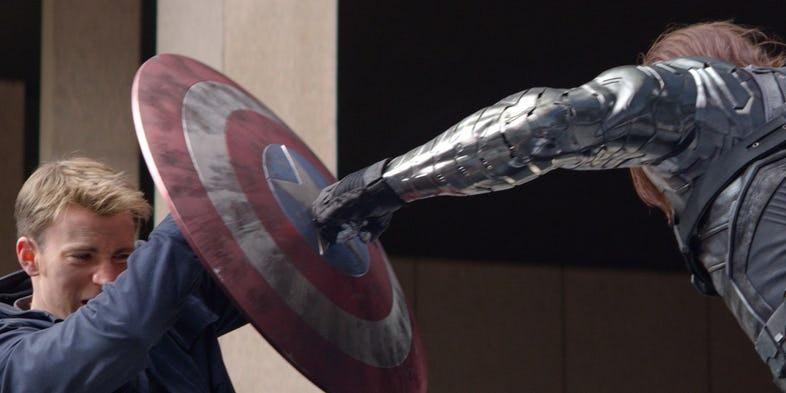 13 khoanh khac dang nho nhat cua 'Captain America' Chris Evans o MCU hinh anh 8