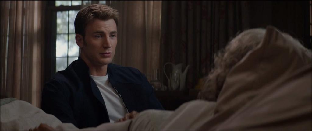 13 khoanh khac dang nho nhat cua 'Captain America' Chris Evans o MCU hinh anh 4