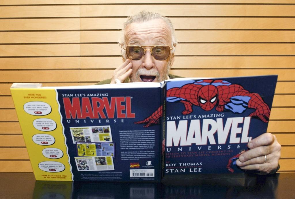 10 câu nói nổi tiếng và truyền cảm hứng của ông trùm Marvel Stan Lee