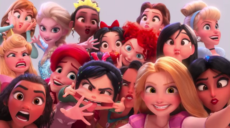 Ralph Breaks The Internet anh 3