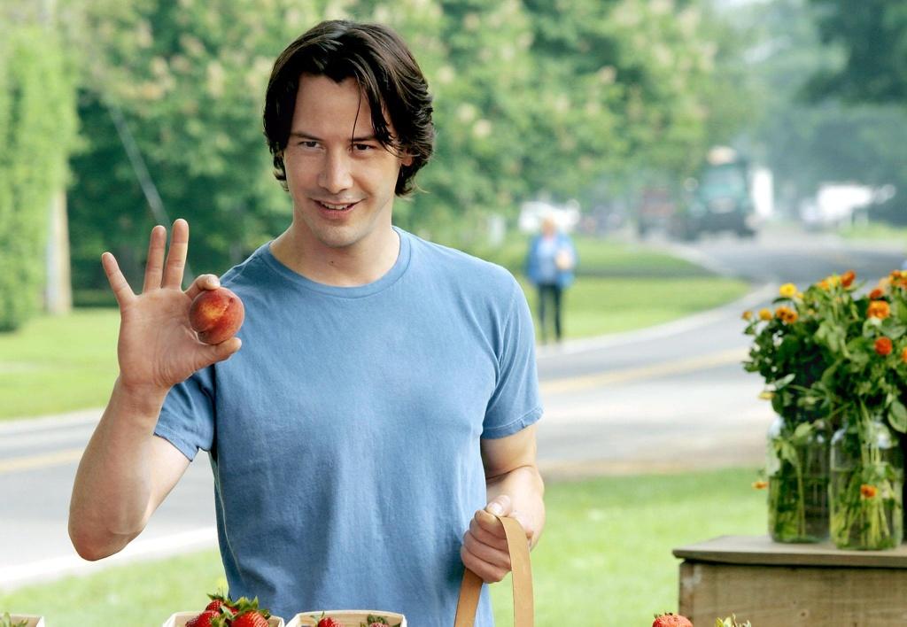 Keanu Reeves tham gia vu tru dien anh anh 6