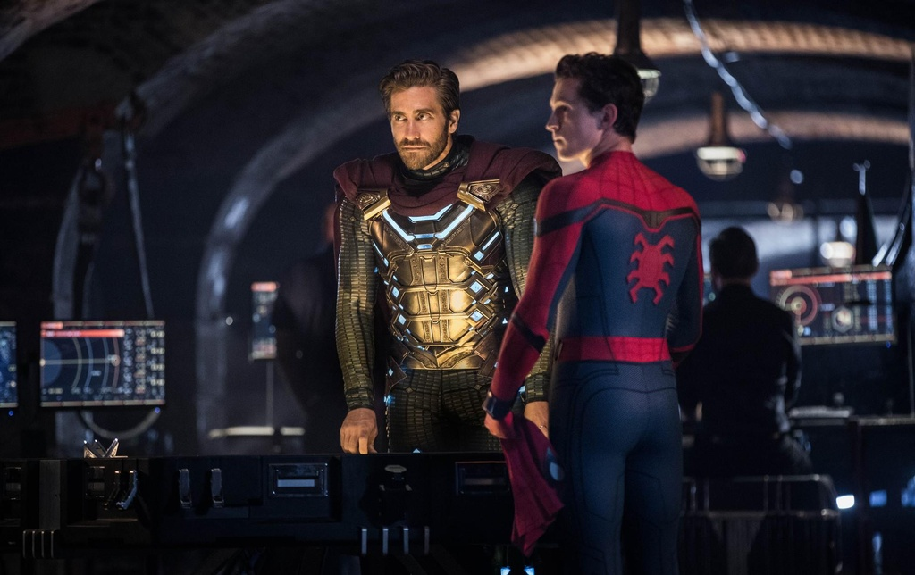 8 dieu dang trong doi o 'Spider-Man: Far From Home' hinh anh 4