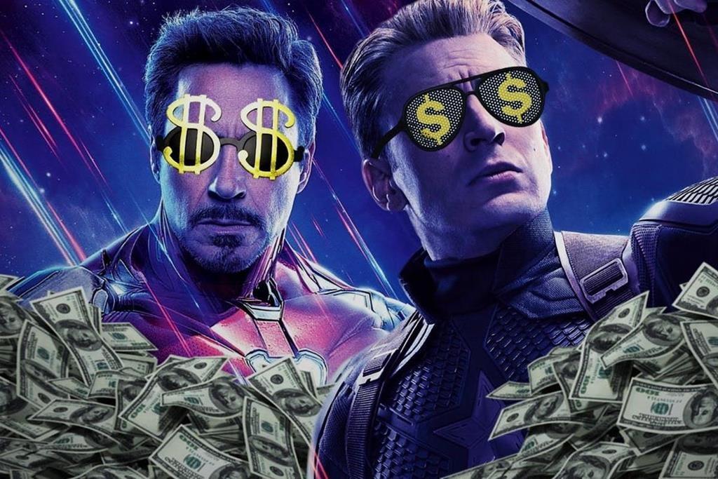 Avengers: Endgame phat hanh lai anh 3