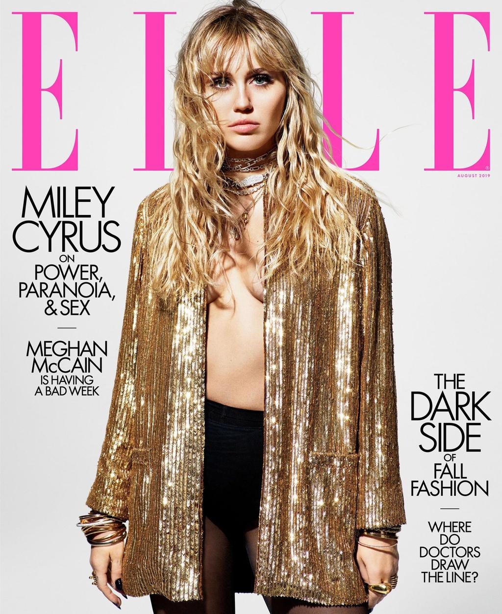 Miley Cyrus: 'Ket hon voi Liam, toi van bi hap dan boi phu nu' hinh anh 1