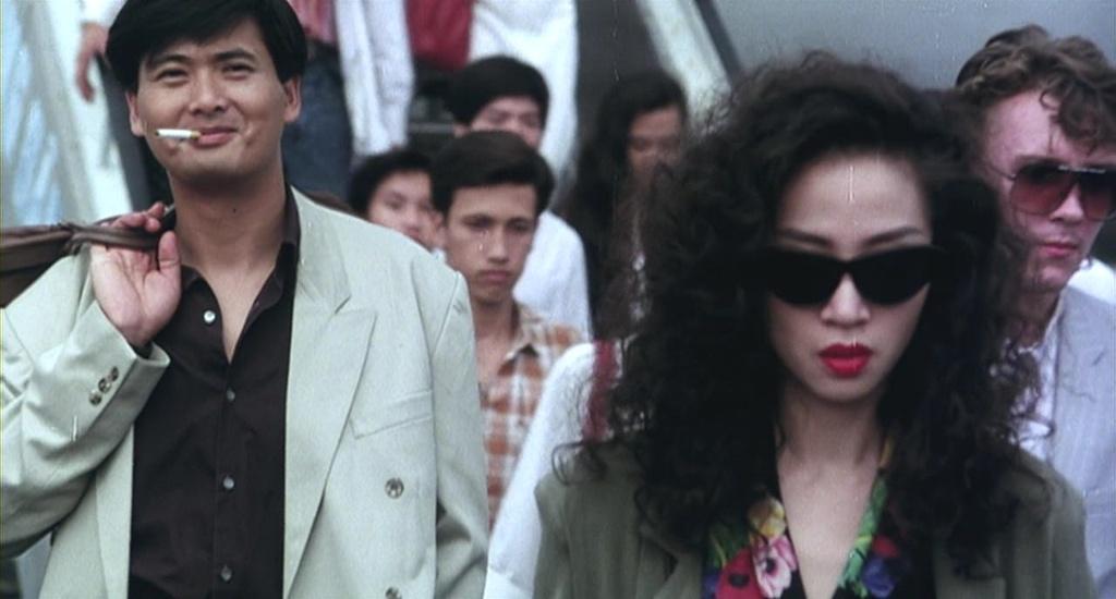 Vi sao phim xa hoi den luon duoc yeu thich o Hong Kong? hinh anh 1