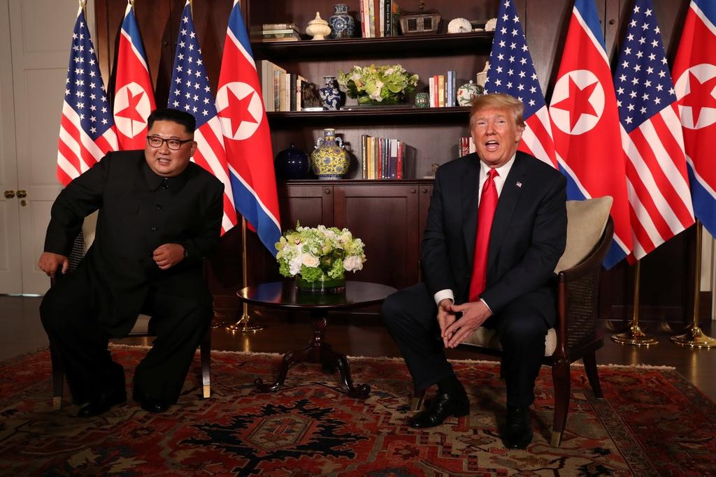 Thuong dinh Trump - Kim: Xep lai qua khu, noi ve tuong lai hinh anh 3