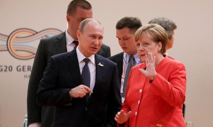 Phong cach Merkel 'loi thoi' tren san dien chinh tri? hinh anh 2