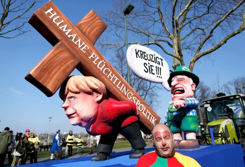 Phong cach Merkel 'loi thoi' tren san dien chinh tri? hinh anh 4