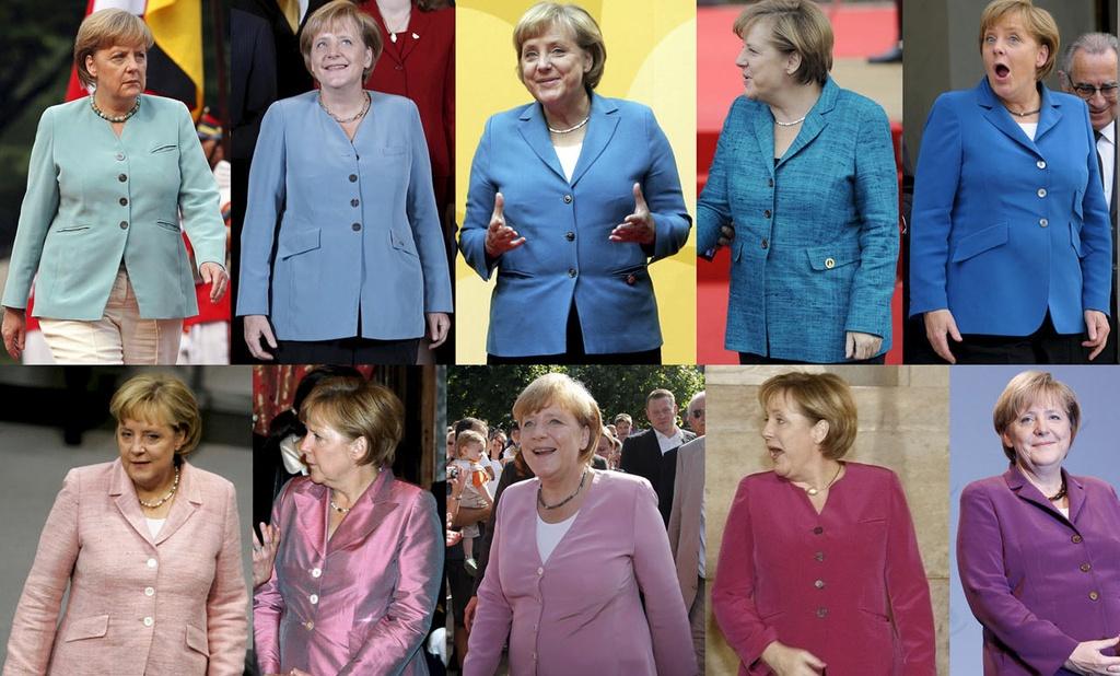 Phong cach Merkel 'loi thoi' tren san dien chinh tri? hinh anh 1