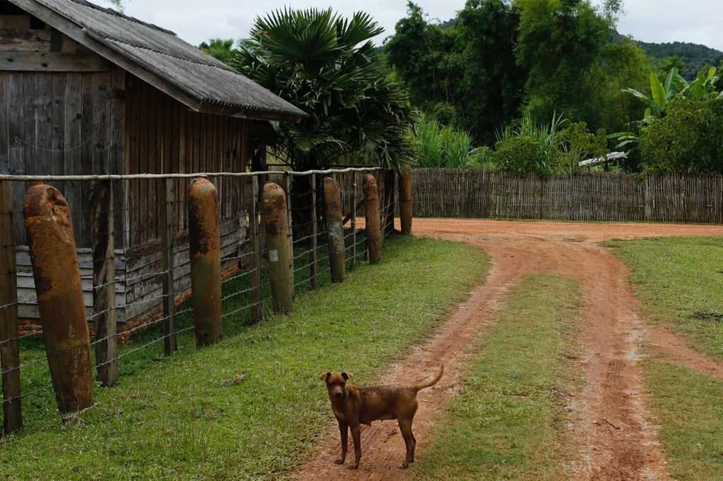 Bom chua no: Tan tich chien tranh nguy hiem o Lao hinh anh 6
