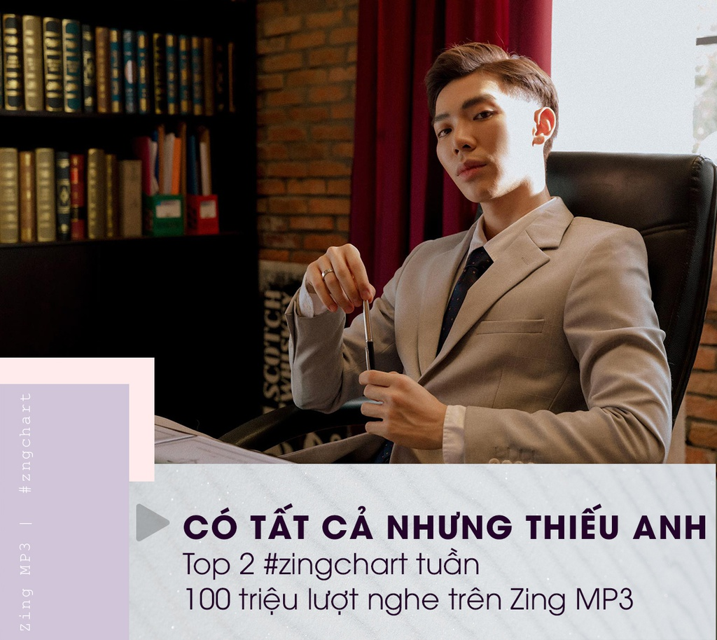 Loat hit ngam ngui dung o hang 2 #zingchart vi 'Song gio' hinh anh 2