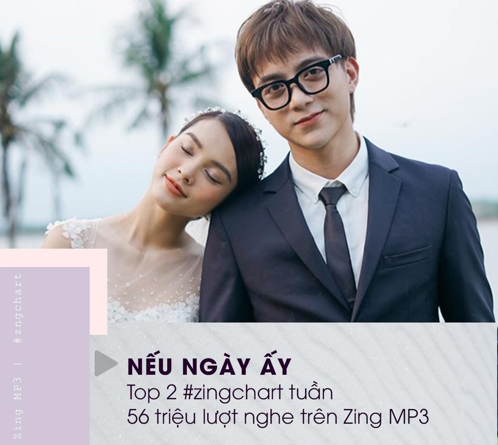 Loat hit ngam ngui dung o hang 2 #zingchart vi 'Song gio' hinh anh 1