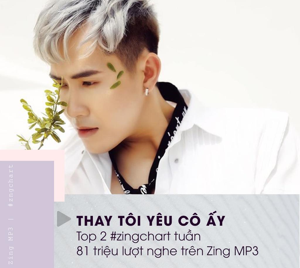 Loat hit ngam ngui dung o hang 2 #zingchart vi 'Song gio' hinh anh 3