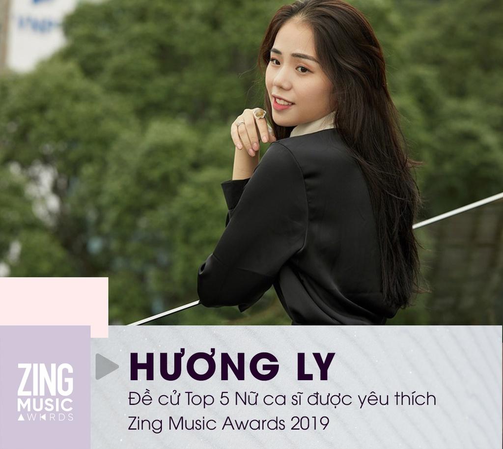 Huong Giang, AMEE va 5 nu ca si tai nang, ngoai hinh dep cua Vpop 2019 hinh anh 5 HUONG_LY.jpg