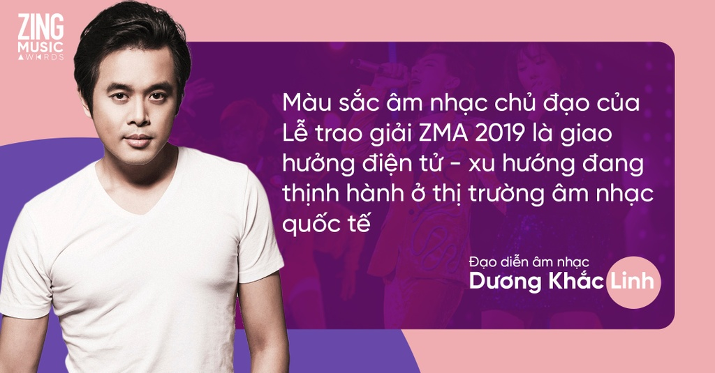 le trao giai zing music awards 2019 anh 3