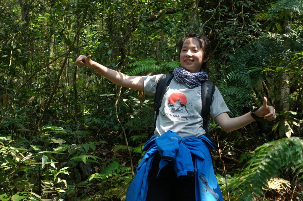 Trekking 3 dinh Tam Dao - thu thach ky nghi le 30/4-1/5 hinh anh 12