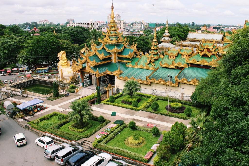 Kinh nghiem du lich Yagon Bagan anh 1