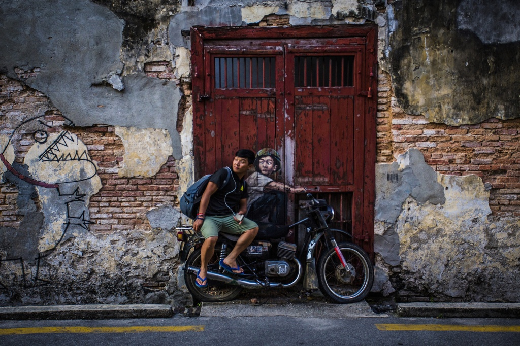 Du lich Penang Malaysia anh 8