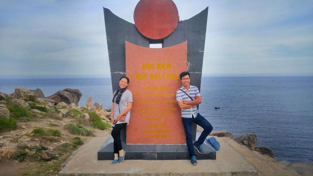 Cung duong bien Nha Trang Tuy Hoa anh 9