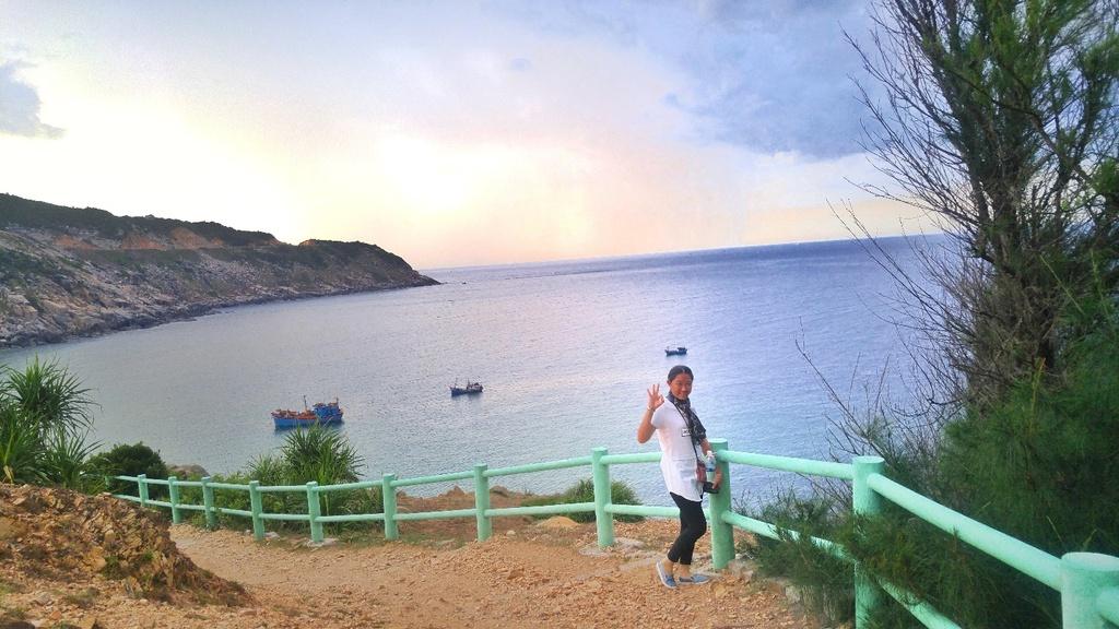 Cung duong bien Nha Trang Tuy Hoa anh 11