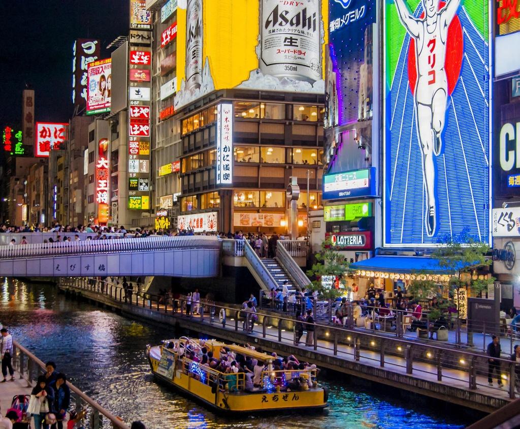 Ly do nen du lich Osaka anh 13